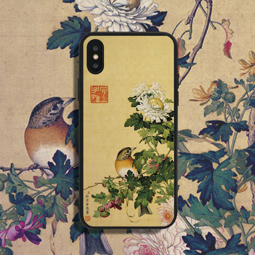 Lang Shining Immortal Blossoms Of An Eternal Spring 14 Phone Case