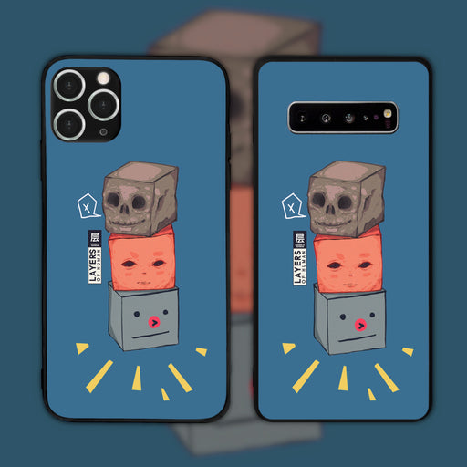 Layers by Octobyan Phone Case