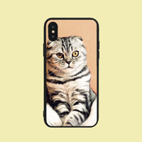 Lazy Cat Phone Case