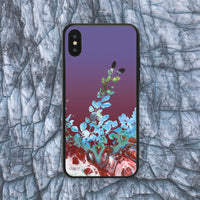 Leaves on the Cliff Phone Case