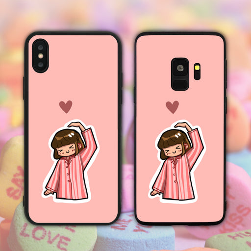 Love You Girl Phone Case