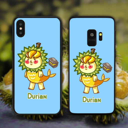 Merlion Food Series - Durian Phone Case