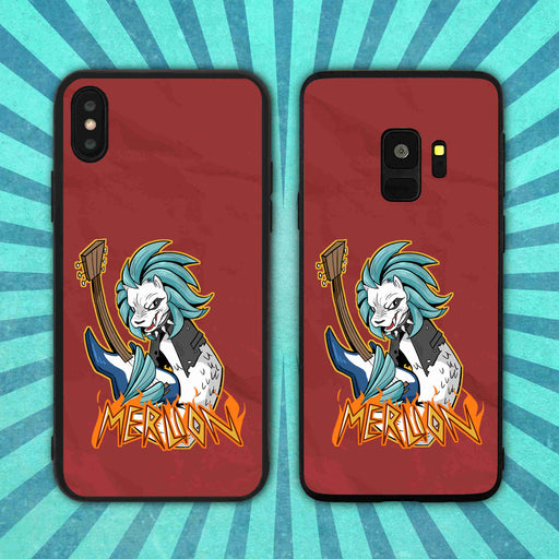 Merlion, Our Singapore Rock Star aka Celebrity Phone Case