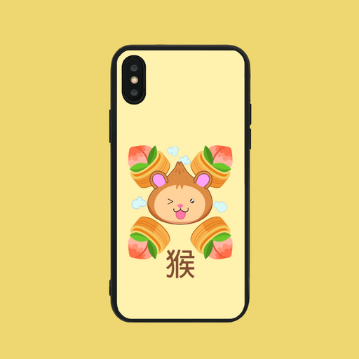 Monkey Zodiac Phone Case