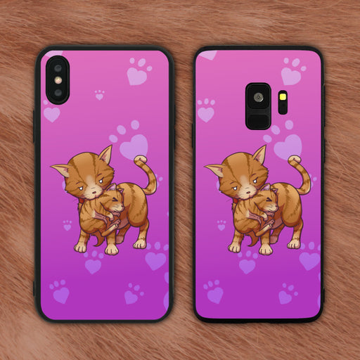 Naughty Kitty Phone Case