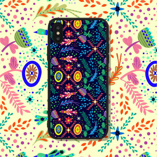 Night Patterns Phone Case