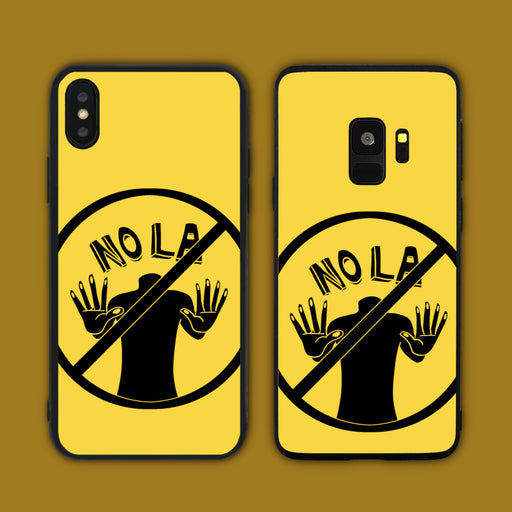 No La Phone Case