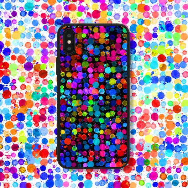 Paint Blots Phone Case
