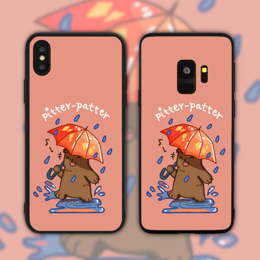 Pitter Patter Bear Phone Case