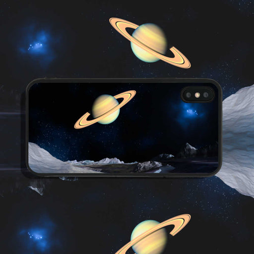 Planet In Universe Phone Case