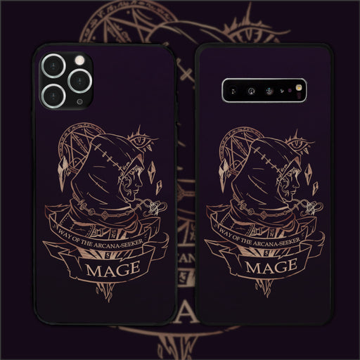 RPG Classes-Mage by Aziore Phone Case