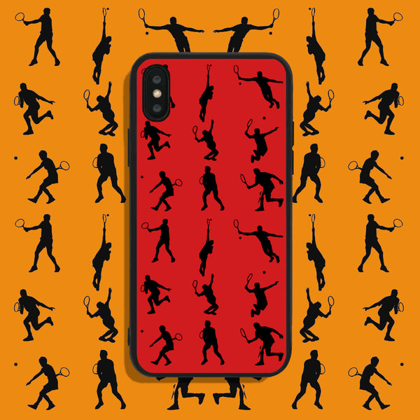 Racket and Ball Phone Case