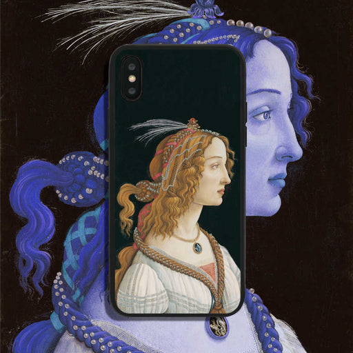 Sandro Botticelli Portrait Of A Young Woman Phone Case
