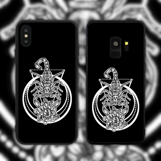 Scorpio Black Phone Case