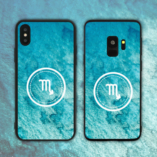 Scorpio Sign Phone Case