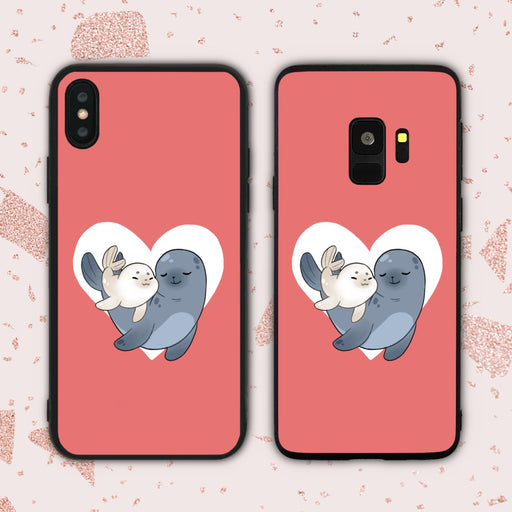 Seal Love Phone Case