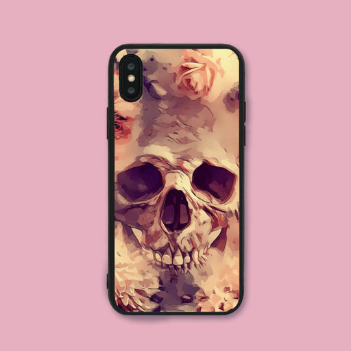 Skull Painting Phone Case