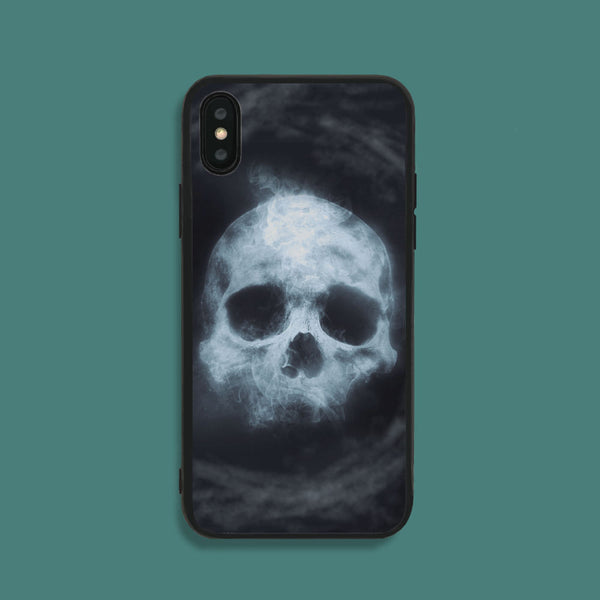 Smoky Skull Phone Case