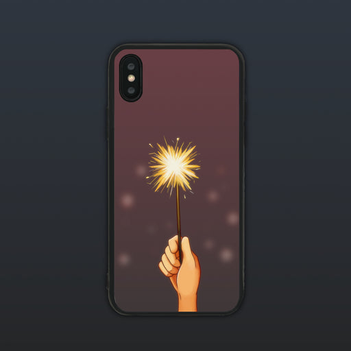 Sparklers Phone Case