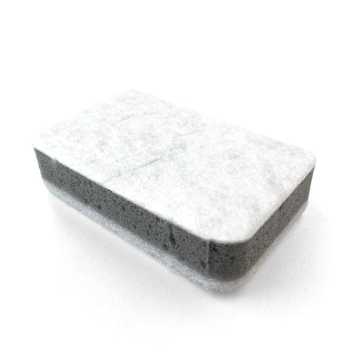 White-Grey 2-Sided Sponge