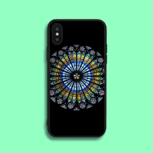 Stained Dome Phone Case
