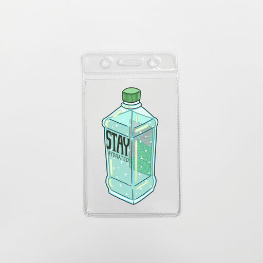 Stay Hydrated Cardholder (Soft)