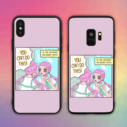 Talk To Myself Phone Case