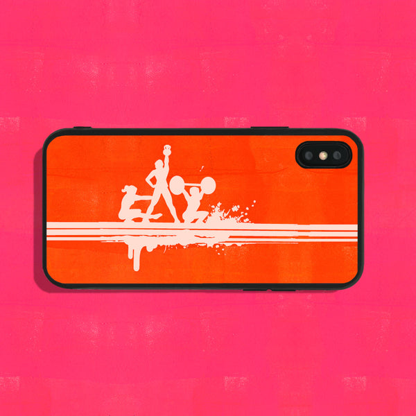 The Athletes in Me Phone Case