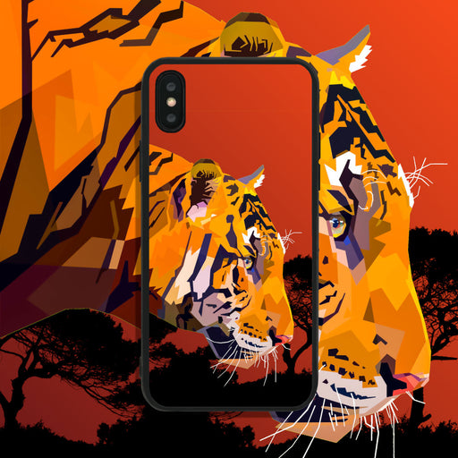 The Tiger Phone Case