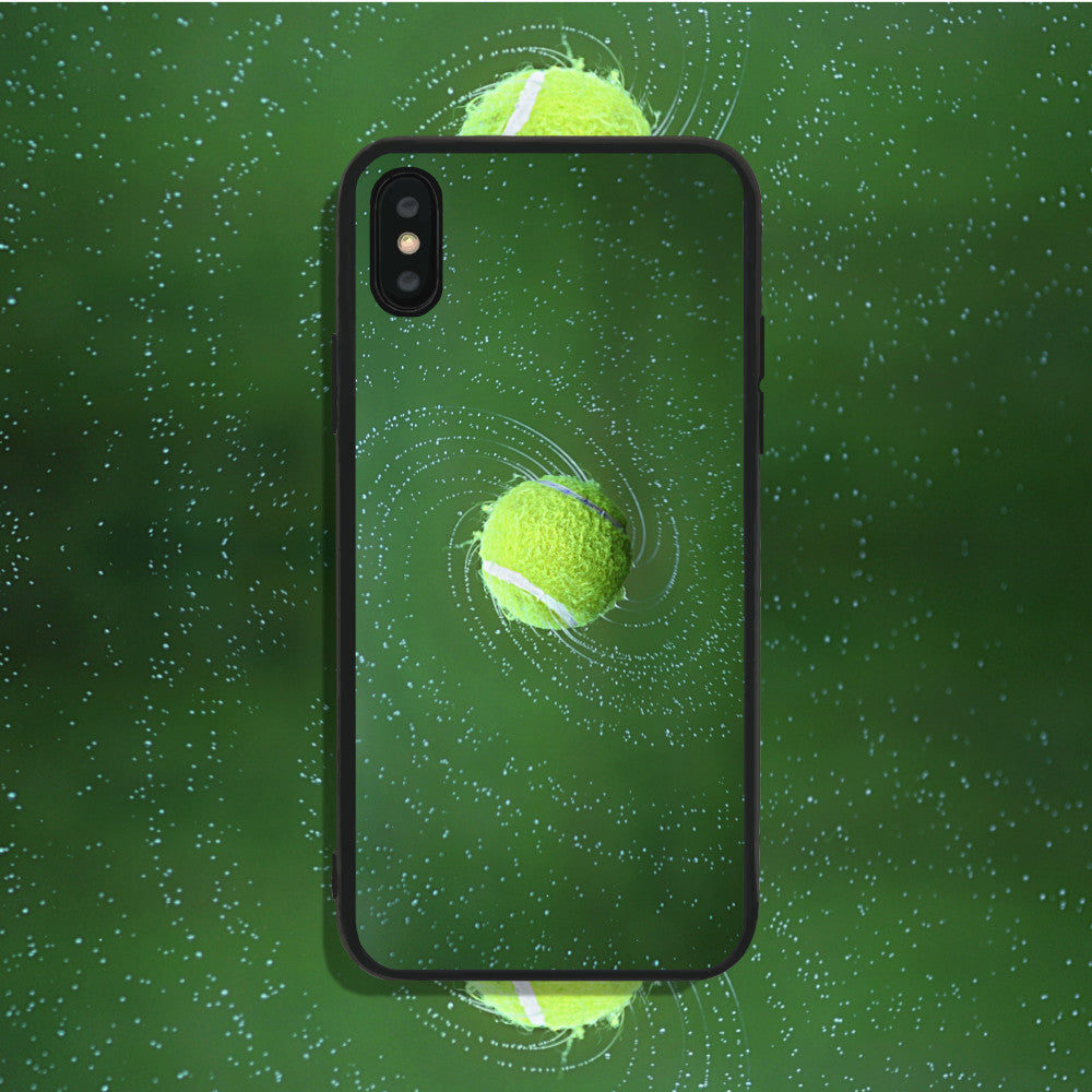 The Winning Tennis Ball Phone Case