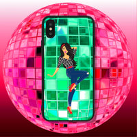 Throw Back to Disco Era Phone Case