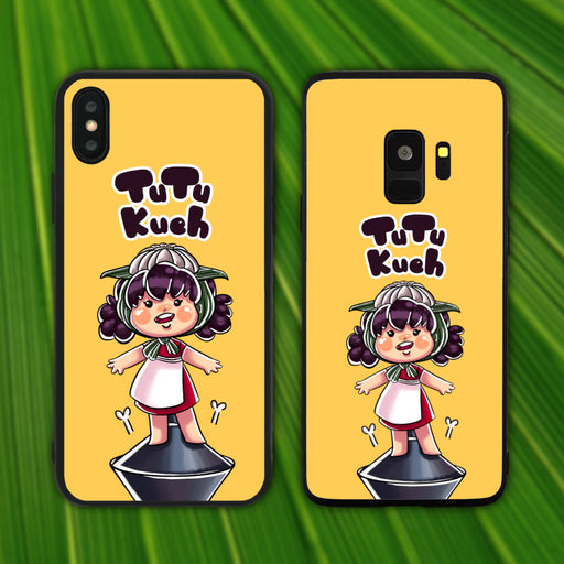 Tutu Kueh Girl Phone Case