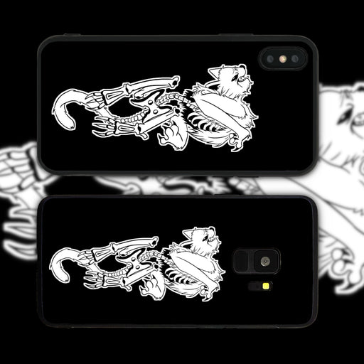 Twisted Cat Phone Case