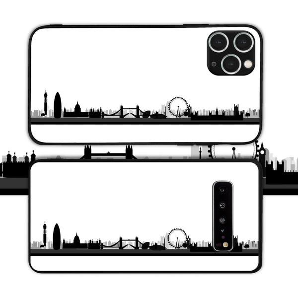 UK - London Attractions 1 Phone Case