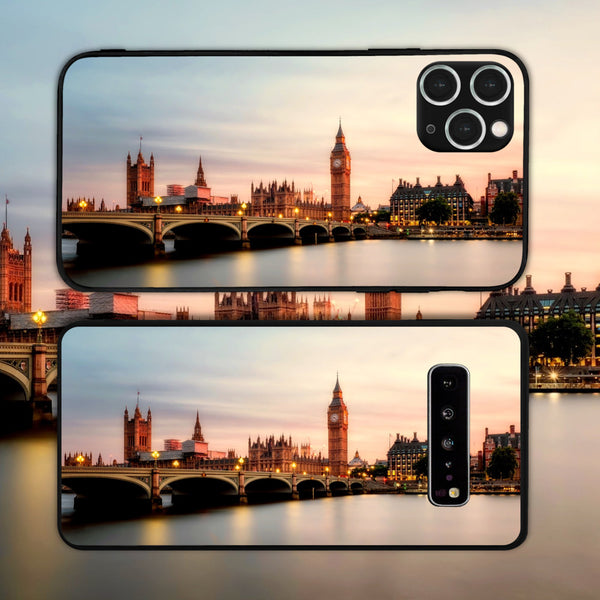 UK - London River Thames 1 Phone Case