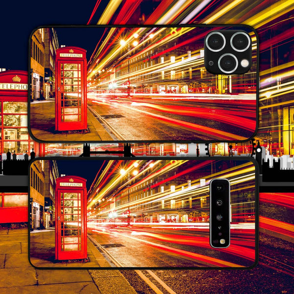 UK - London Telephone Booth 2 Phone Case