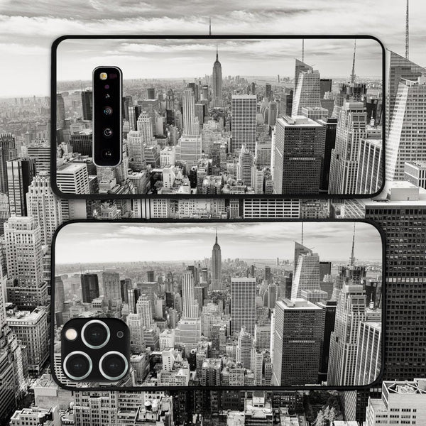 USA - New York Manhattan Phone Case