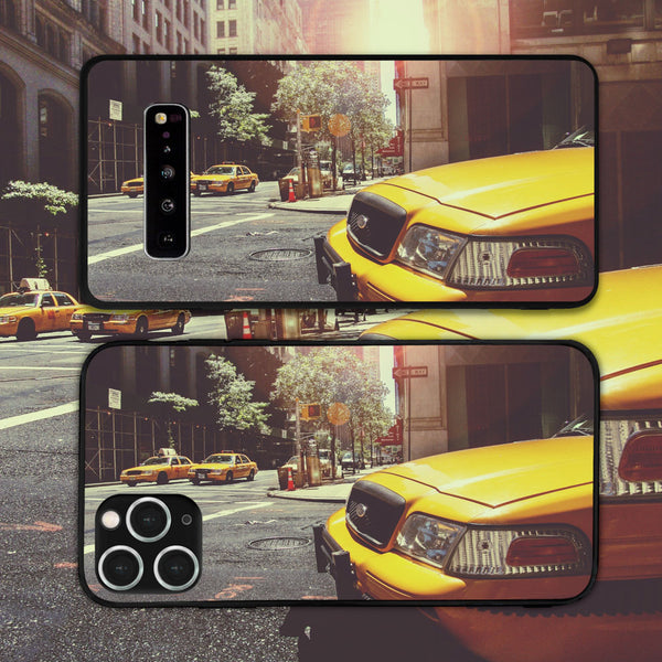 USA - New York Taxi Phone Case