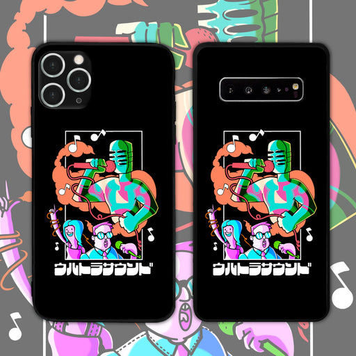 Ultrasound Karaoke Night by Hojyn Phone Case