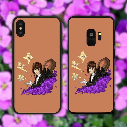 Undertaker Connecting To After Life Phone Case