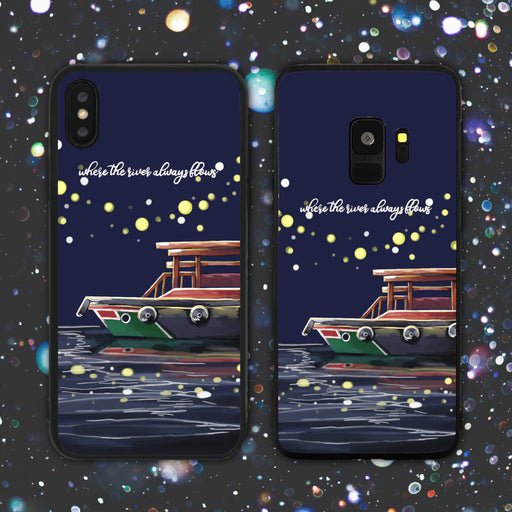 Where The River Always Flows Phone Case