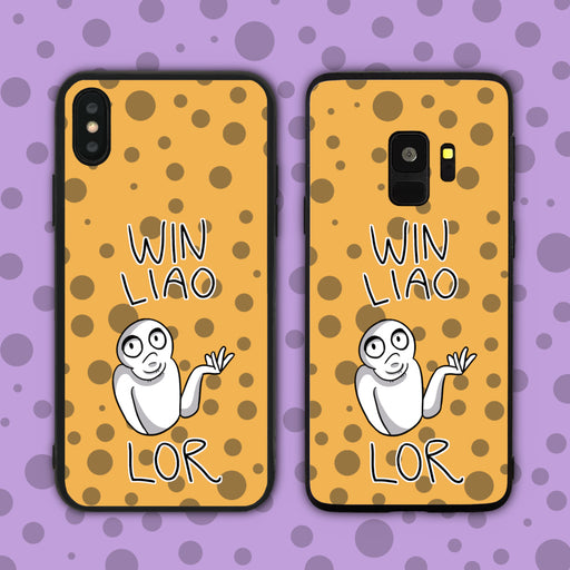 Win Liao Lor Phone Case