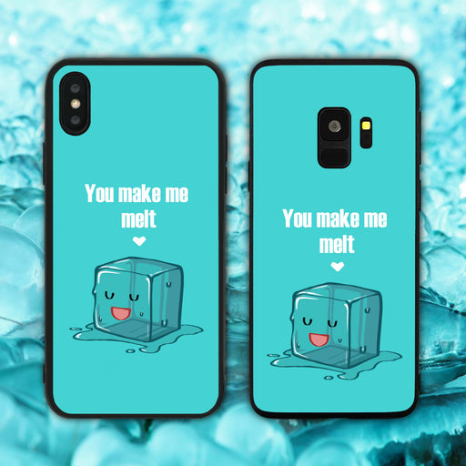 You Make Me Melt Phone Case