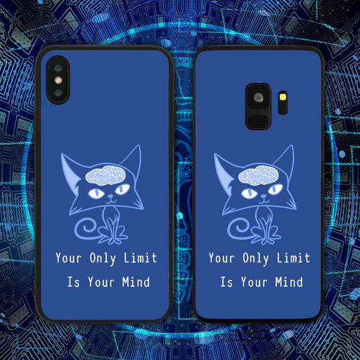 Your Only Limit Is Your Mind Phone Case