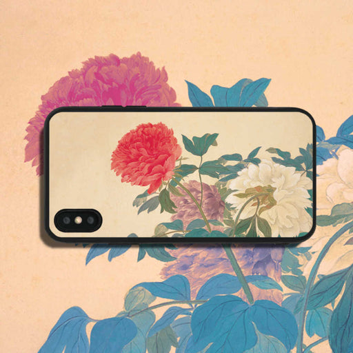 Yun Shouping Peonies Phone Case