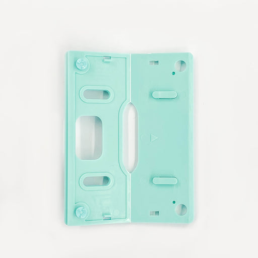 Pastel Light Teal Portable Hole Puncher