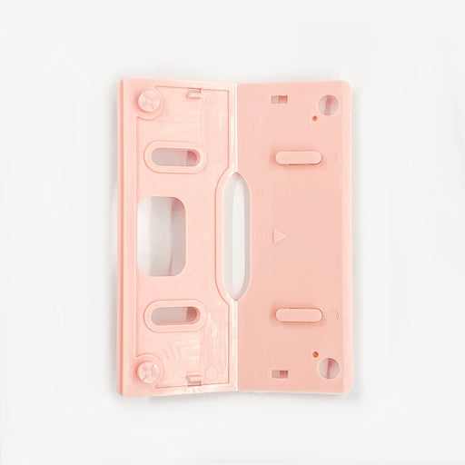 Pastel Pink Portable Hole Puncher