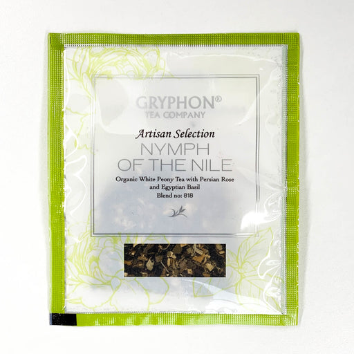 Gryphon Artisan Tea – Nymph of the Nile (1 x Tea Bag Sachet)