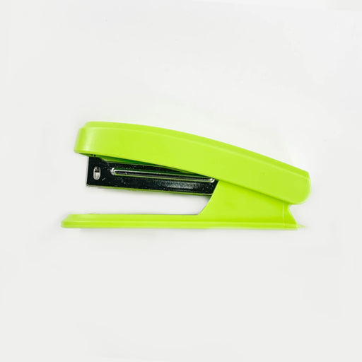 Neon Green Portable Stapler