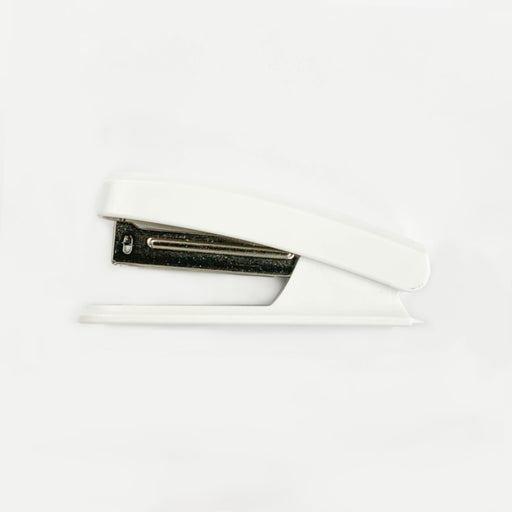 White Portable Stapler
